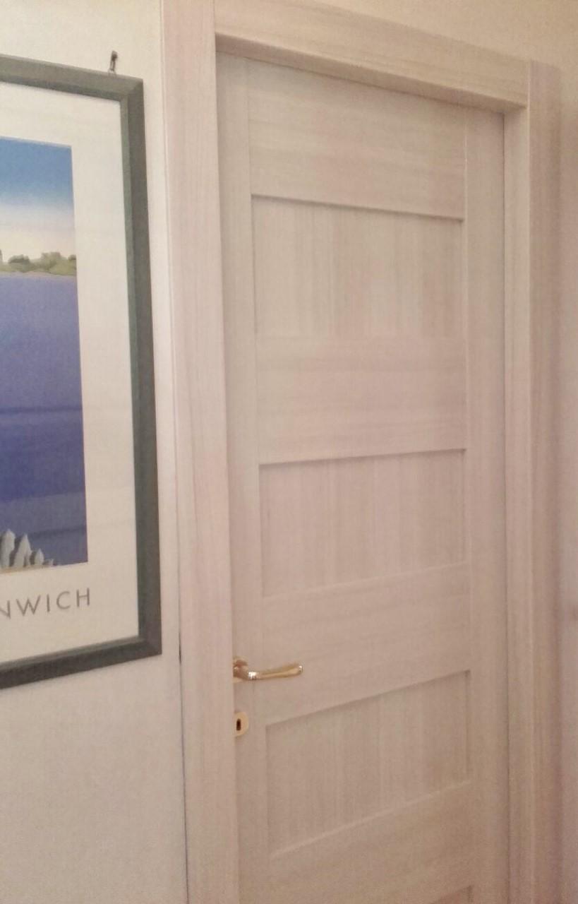 Porte produzione e vendita di infissi e finestre saliscendi - Porte in rovere sbiancato ...