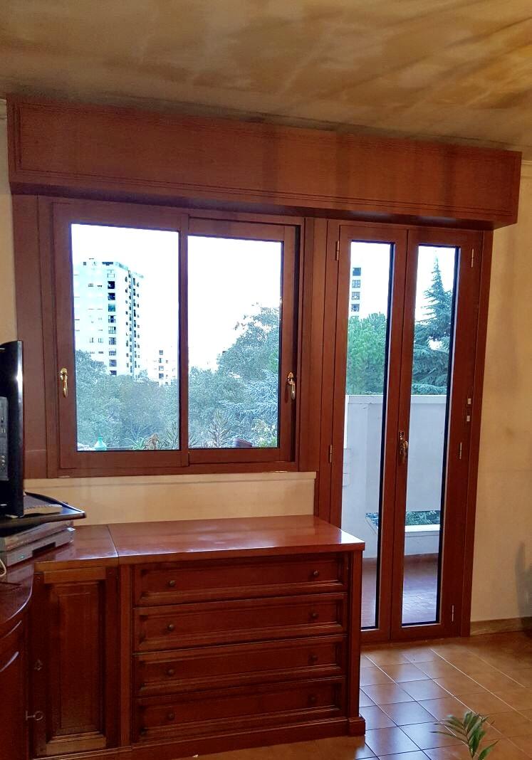 Cassonetti per avvolgibili produzione e vendita di infissi e finestre saliscendi - Finestre monoblocco in legno ...