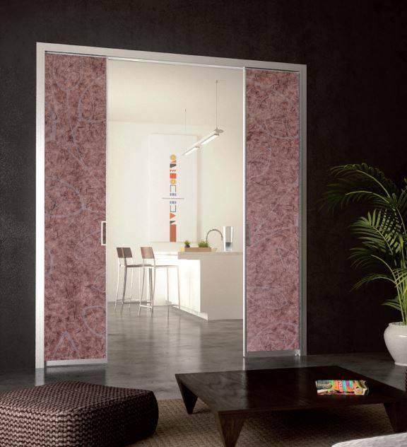 Porte in cristallo produzione e vendita di infissi e finestre saliscendi - Finestre saliscendi in pvc ...